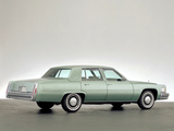 Cadillac Sedan de Ville 1978 pictures