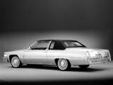 Cadillac DeVille Custom Phaeton Coupe 1978 pictures