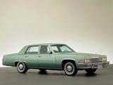 Cadillac Sedan de Ville 1978 wallpapers