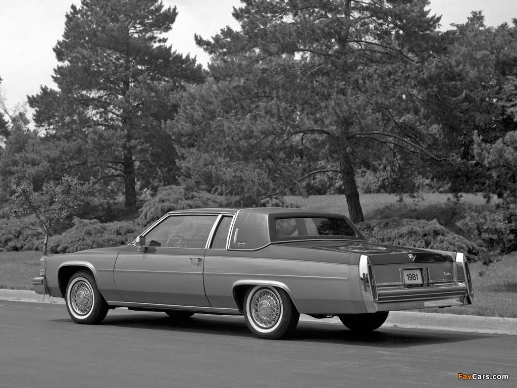 Cadillac Coupe de Ville 1980–84 photos (1024 x 768)