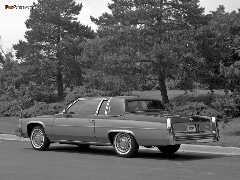 Cadillac Coupe de Ville 1980–84 photos (800 x 600)