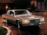 Cadillac Coupe de Ville 1980–84 photos