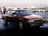Cadillac Coupe de Ville 1985 pictures