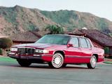 Cadillac Sedan de Ville 1989–93 photos