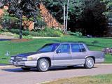 Cadillac Sedan de Ville 1989–93 pictures