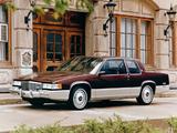 Cadillac Coupe de Ville 1989–93 pictures