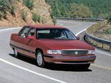 Cadillac DeVille Concours 1994–96 photos