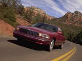 Cadillac Sedan de Ville 1994–96 pictures