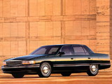 Cadillac Sedan de Ville 1994–96 wallpapers