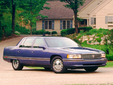 Cadillac DeVille Concours 1994–96 wallpapers