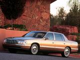 Cadillac DeVille 1997–99 images