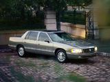 Cadillac DeVille Concours 1997–99 images