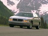 Cadillac DeVille Concours 1997–99 photos