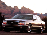 Cadillac DeVille Concours 1997–99 pictures
