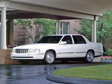 Cadillac DeVille 1997–99 pictures