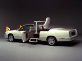 Cadillac DeVille Popemobile 1999 images