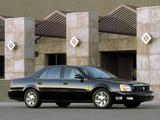 Cadillac DeVille DTS 2000–05 images