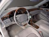 Cadillac DeVille DTS 2000–05 photos