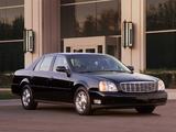 Cadillac DeVille 2000–05 photos