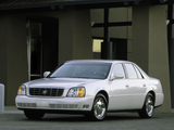 Cadillac DeVille DHS 2000–05 wallpapers