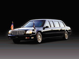 Cadillac DeVille Presidential Limousine 2001 images