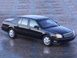 Cadillac DeVille Armored 2004–05 images