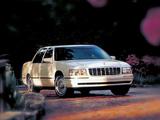 Cadillac DeVille dElegance 1997–99 photos