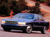 Cadillac DeVille dElegance 1997–99 wallpapers