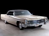 Images of Cadillac Sedan de Ville 1966