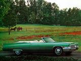 Images of Cadillac de Ville Convertible 1970