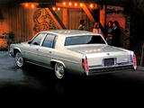 Images of Cadillac Sedan de Ville 1980–84