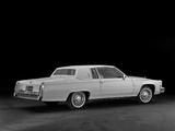 Images of Cadillac Coupe de Ville 1980–84