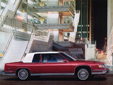 Images of Cadillac Coupe de Ville 1988