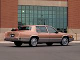 Images of Cadillac Sedan de Ville 1989–93