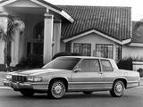 Images of Cadillac Coupe de Ville 1989–93