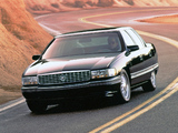 Images of Cadillac DeVille Concours 1994–96
