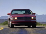 Images of Cadillac Sedan de Ville 1994–96