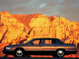 Images of Cadillac DeVille Concours 1997–99
