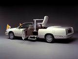 Images of Cadillac DeVille Popemobile 1999