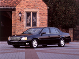 Images of Cadillac DeVille 2000–05