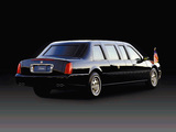 Images of Cadillac DeVille Presidential Limousine 2001