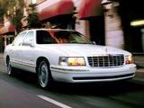 Images of Cadillac DeVille dElegance 1997–99