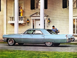 Photos of Cadillac Sedan de Ville 1964