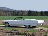 Photos of Cadillac de Ville Convertible 1969