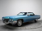 Photos of Cadillac Coupe de Ville (68347J) 1971