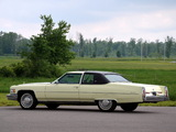 Photos of Cadillac Coupe de Ville 1976