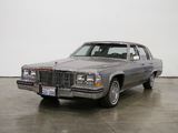 Photos of Cadillac Sedan de Ville 1980–84
