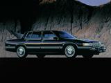 Photos of Cadillac Sedan de Ville 1989–93