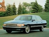Photos of Cadillac Sedan de Ville 1994–96