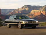 Photos of Cadillac DeVille Concours 1994–96